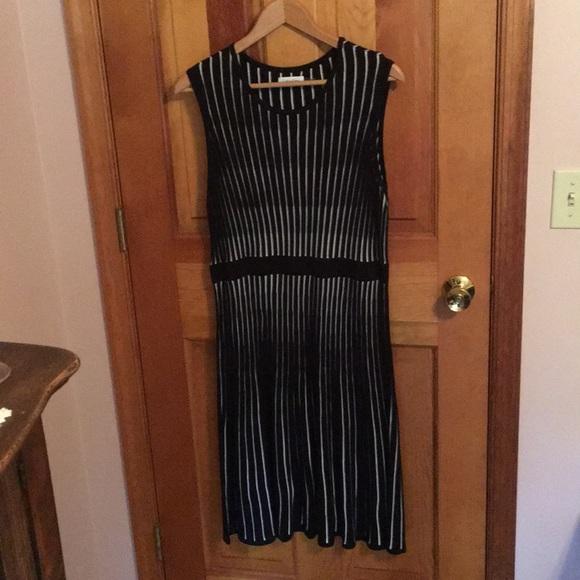 Calvin Klein Dresses & Skirts - Calvin Klein knit sweater dress